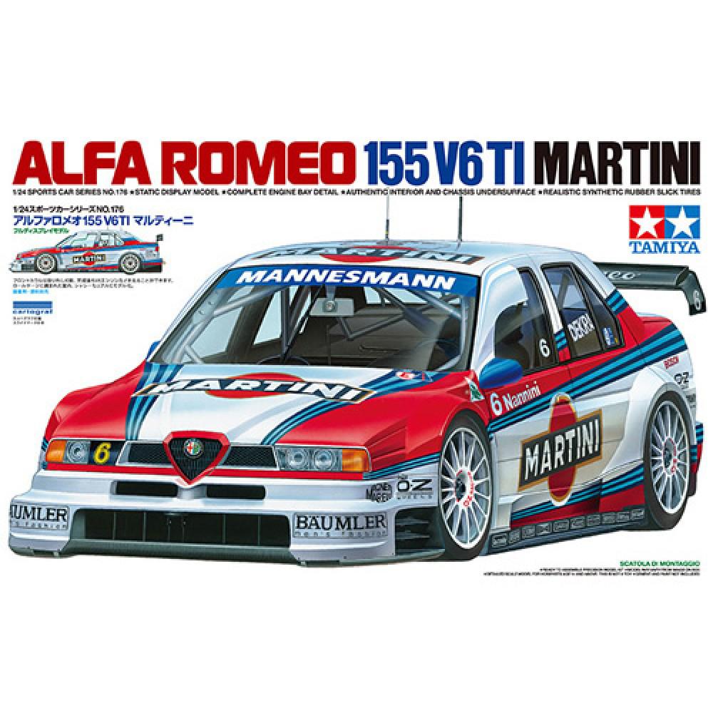 Alfa Romeo 155 V6 TI Martini