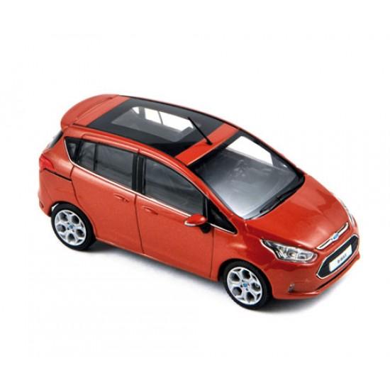 Ford B-Max 2012 - Red Metallic 1/43 Diecast NV270541