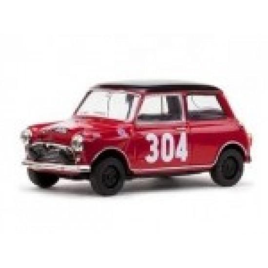 Morris Cooper Rally MC 1962 1st Dames 304 Moss/Wisdom 1/43 Modellismo statico e diecast sve29512