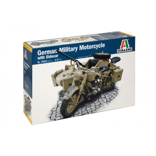 Bmw R75 German Military Motor Moto IT7403